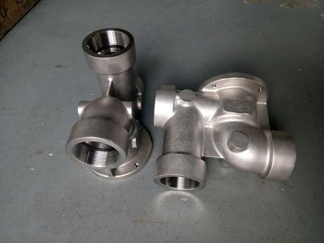 OEM machine parts production