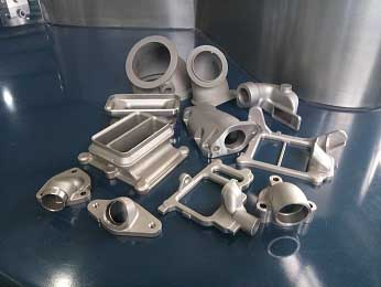 Precision Machined Parts Factory