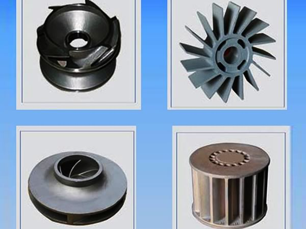 Customized Pump Parts and Accessories