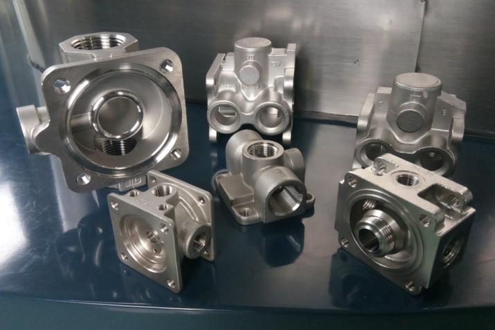 High Precision Automatic Machine Parts